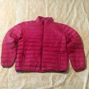 Hawke & Co duck down puffer jacket